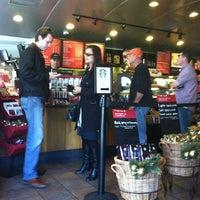 Photo taken at Starbucks by Yolanda on 11/17/2012