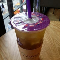Photo taken at chatime by luna L. on 7/6/2014