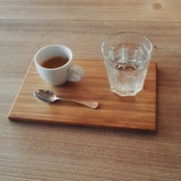 Photo taken at Small Change Coffee by Barbora T. on 3/23/2015