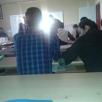 Photo taken at Derslik 101 by Abdulsamet B. on 12/24/2014