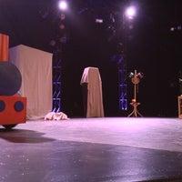 Снимок сделан в Broadway Playhouse пользователем Justin D. 11/18/2012