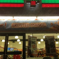 Photo taken at 7- Eleven by Claudia P. on 7/13/2013