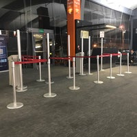 Photo taken at Puerta/Gate B12 by Claudia P. on 11/13/2017