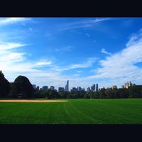 Photo taken at Great Lawn - Central Park by Pim C. on 9/13/2013