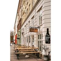 Photo taken at Jægersborggade by Pim C. on 4/30/2016