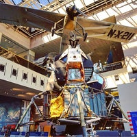 Photo taken at Ad Astra - National Air and  Space Museum by Pim C. on 4/14/2016