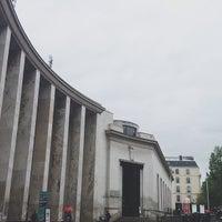 Das Foto wurde bei Musée d'Art Moderne de Paris (MAM) von Renke Y. am 5/19/2013 aufgenommen