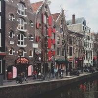 4/17/2013 tarihinde Renke Y.ziyaretçi tarafından Red Light District / De Wallen'de çekilen fotoğraf