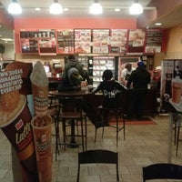 Photo taken at Dunkin Donuts by Voycbox on 1/27/2014