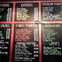 Photo prise au Yankee Lobster par Yankee Lobster le10/24/2014