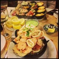 Photo taken at Restaurant La Olla by Cesar L. on 5/10/2013