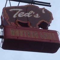 Photo taken at Ted's Montana Grill by Mark T. on 10/19/2012