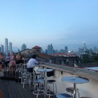 Photo taken at Tantalo Hotel / Kitchen / Roofbar by Luis T. on 5/1/2013