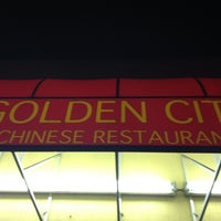 Photo taken at Golden City by Brandy R. on 2/10/2013