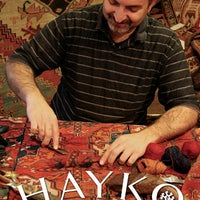 Photo taken at Hayko Fine Rugs and Tapestries by Hayk O. on 4/20/2013