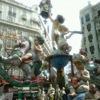 Photo taken at Falla Almirall Cadarso by Charo M. on 3/17/2013