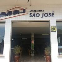 Photo taken at Madeireira São José by Camila S. on 10/29/2014