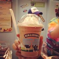 Photo taken at Ben & Jerry's by Priyam C. on 5/9/2013