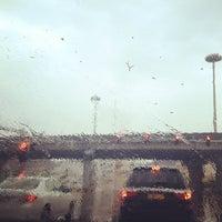 Photo taken at Qurum Darsait Bridge by Priyam C. on 3/27/2014