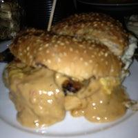 Photo taken at Gourmet Burger Kitchen by Shrey P. on 2/9/2013