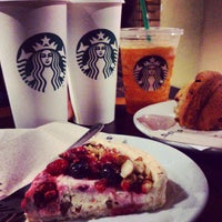 Photo taken at Starbucks by Jaime G. on 9/27/2012