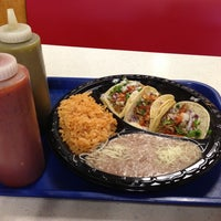 Photo taken at Los Taquitos by John H. on 4/29/2013