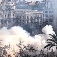 Photo taken at Ajuntament de València by Santi B. on 3/17/2013