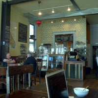 Photo taken at Mission Pie by Joanna G. on 4/3/2013