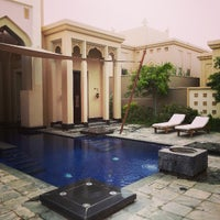 Photo taken at Alareen Palace Resort And Spa by Mohammed A. on 4/26/2013