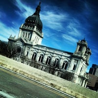Photo taken at Basilica of Saint Mary by Brooke J. on 3/21/2013