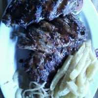 Photo taken at Spur Steak Ranches by Robert N. on 2/10/2013