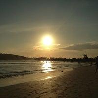 Foto tirada no(a) Praia de Geribá por Kelzinha em 3/9/2013