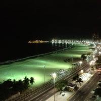 Foto tirada no(a) Arena Copacabana Hotel por Kelzinha em 11/5/2012
