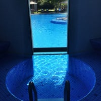 Das Foto wurde bei SPA Jeito Saudável - Hotel Gungaporanga von Kelzinha am 3/9/2014 aufgenommen