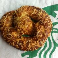 Photo taken at Starbucks by Melissa 🐝 on 5/23/2013