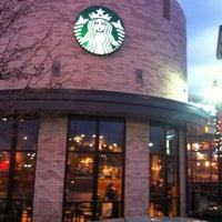 Photo taken at Starbucks by Melissa 🐝 on 11/26/2012