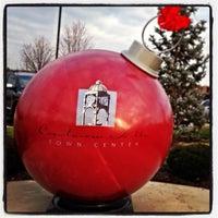 Photo taken at Crestview Hills Town Center by Melissa 🐝 on 12/1/2013