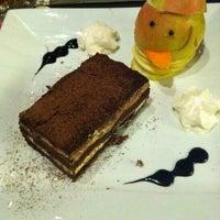 Photo taken at American Café & Grill by Asrın Nuriye S. on 10/30/2014