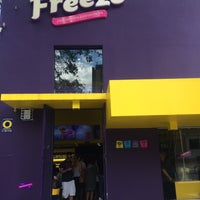 Photo taken at Dr. Freeze by Tessalia S. on 3/6/2016