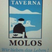 Das Foto wurde bei Taverna Molos von arni g. am 1/4/2013 aufgenommen