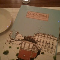 Photo taken at Café Lisboa by Cláudia O. on 12/13/2014