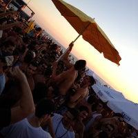 Photo taken at Bikini Beach by Mo H. on 12/31/2012