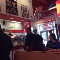 Photo taken at Jimmy John's by Chris S. on 4/17/2014