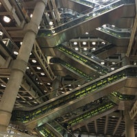 Photo taken at Lloyd's of London by Chris S. on 8/9/2017
