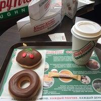 Снимок сделан в Krispy Kreme пользователем Lisa T. 4/19/2015