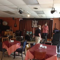 Photo taken at The New Deal Cafe by F I. on 5/9/2014
