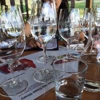 Photo taken at Black Hills Estate Winery by Kyoko M. on 8/23/2014