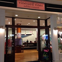 Photo taken at Vineyard Vines by Ariel L. on 1/14/2014