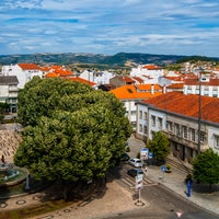 Photo taken at Bragança by Turismo E. on 1/4/2014