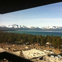 Photo taken at Harrah's Lake Tahoe Resort & Casino by Patrick S. on 12/9/2012